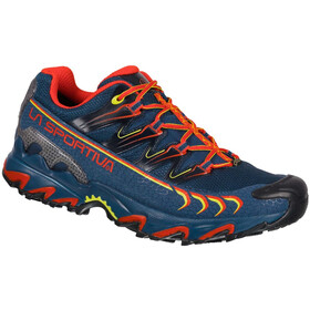 La Sportiva Ultra Raptor GTX Running Shoes Herre opal/poppy